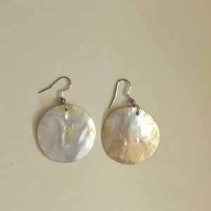 Jewelry - Shell earrings!